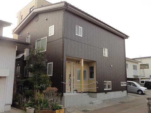長期優良住宅の『木の香りの家』